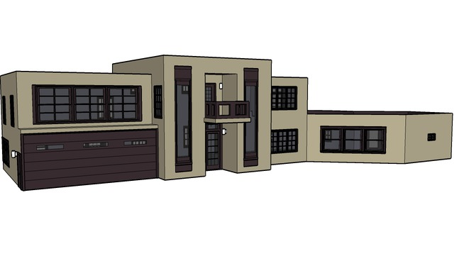 Sims Residence