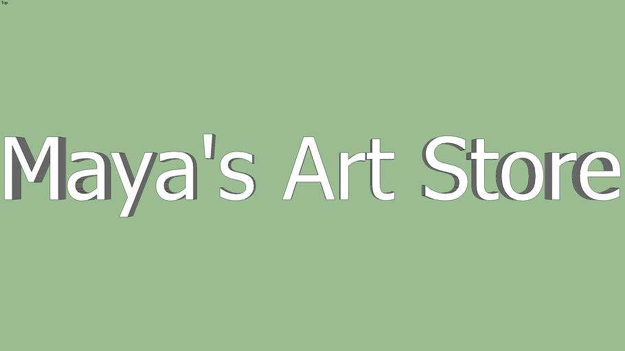 Maya's Art Workshop