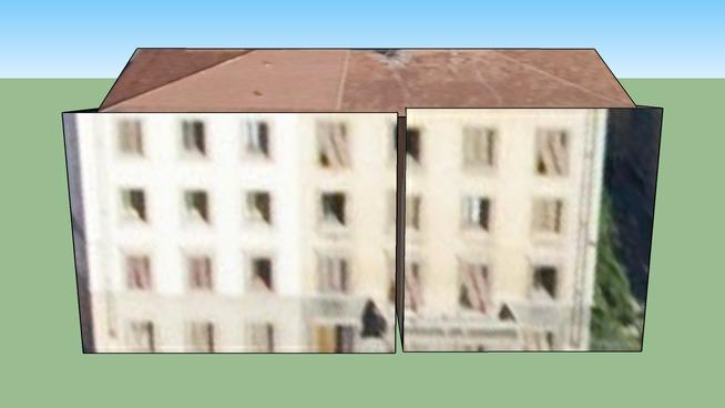 Edificio in Firenze alfa7