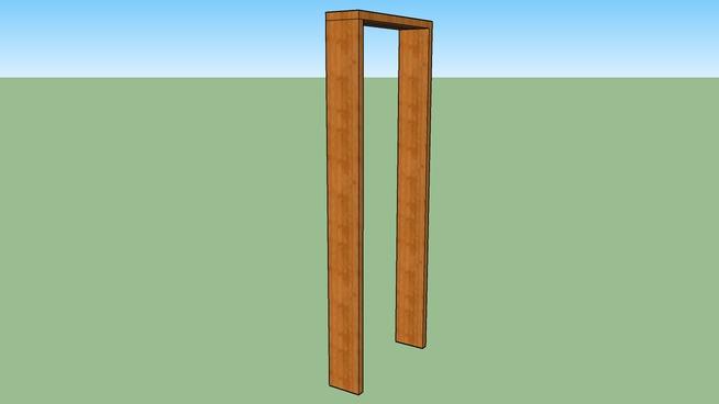 zašupovací dveře II