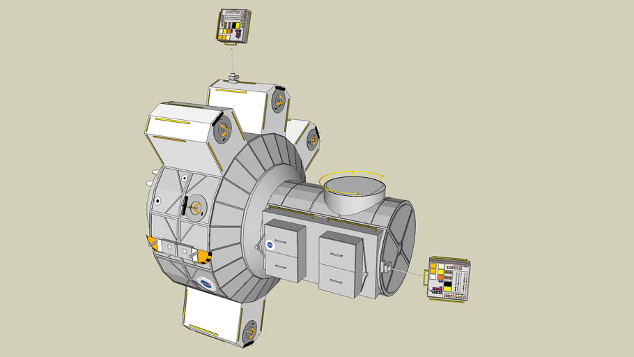 Quest Joint Airlock (ISS Modules)