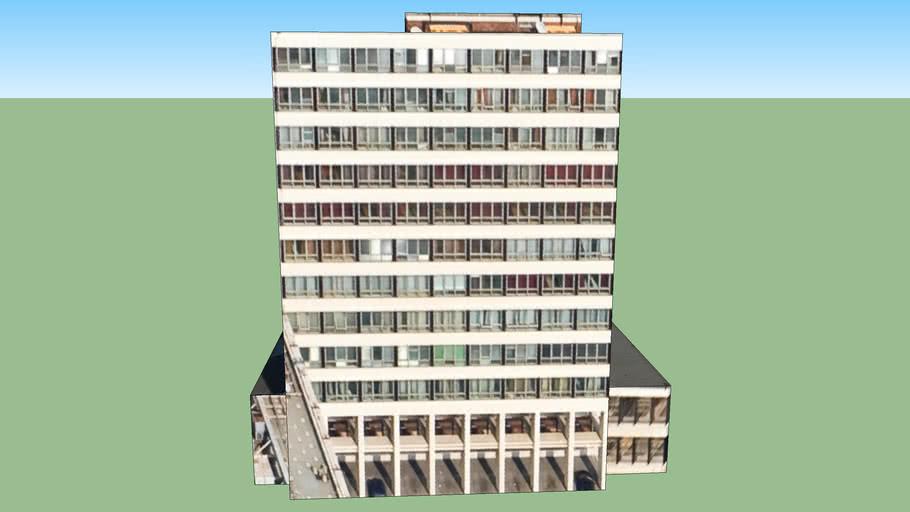 E épület, BME