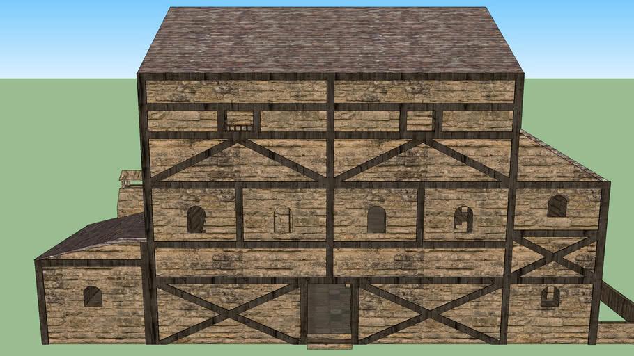 Medieval house 2