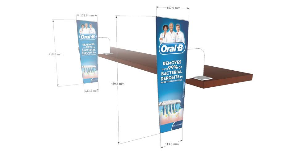 Oral-B SHELF DIVIDER
