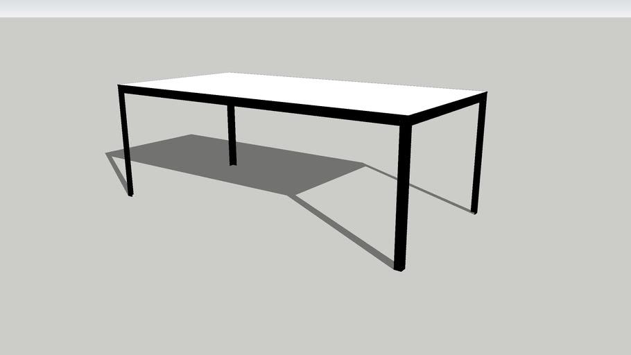 KANT TABLE 100x200 cm