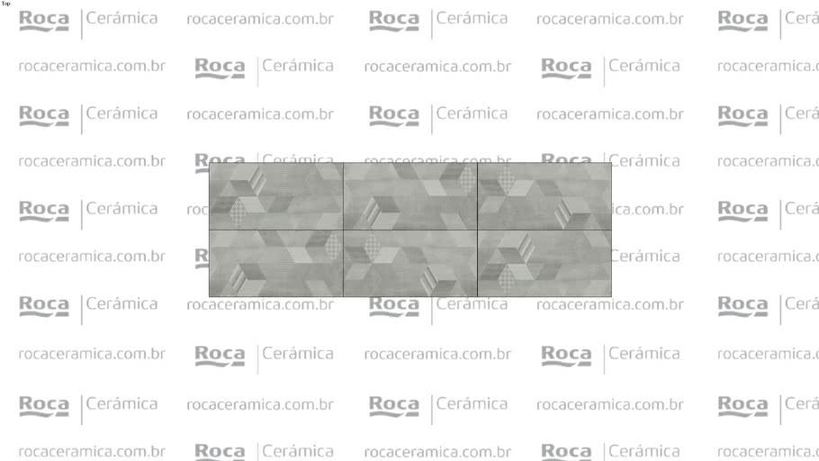 ROCA - INS PP COTTON GEO CEMENT 60X120R