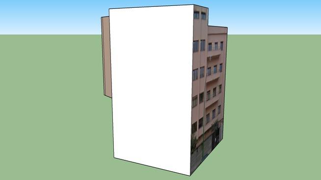 Edificio,  Av.Borja Moll , Avenidas