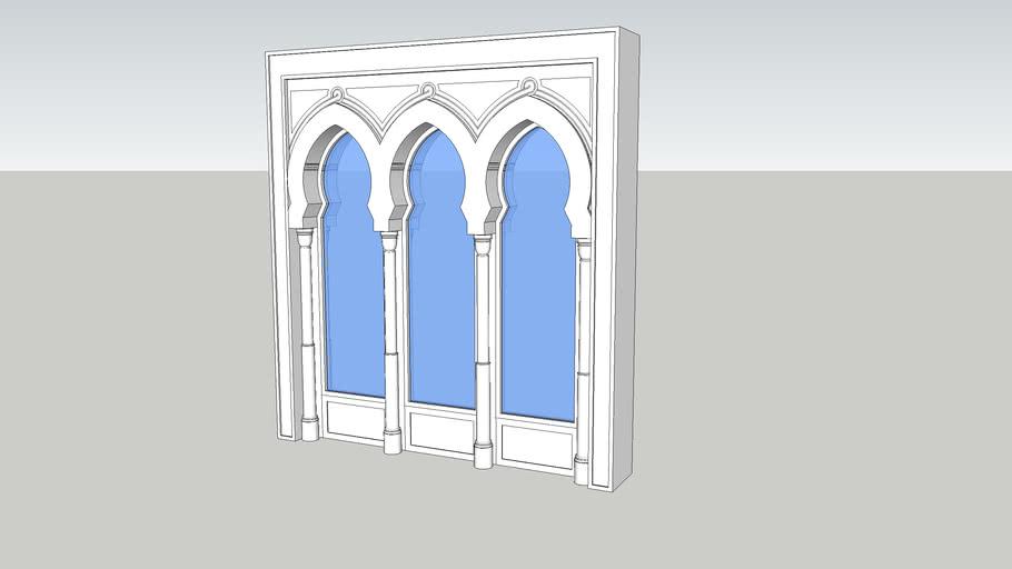 Lancet Arched Windows