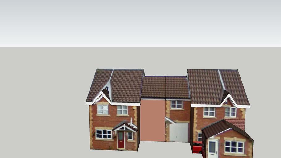 No 6 & 7 Billington Close, Crewe - Betts Homes Estate