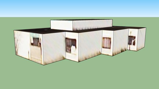 Ēka adresē Memfisa, Tenesī, Amerikas Savienotās Valstis