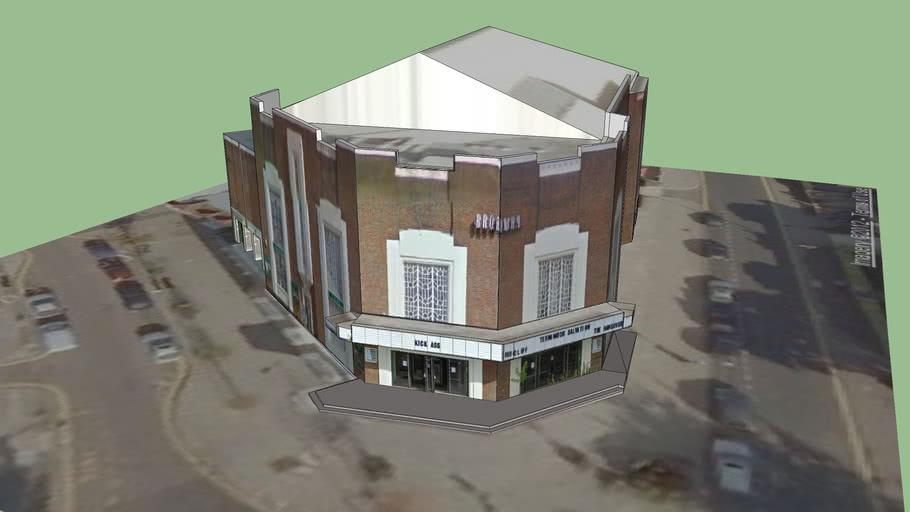 Letchworth Garden City Broadway Cinema