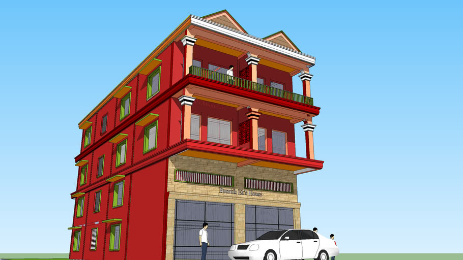 bunrith ek's house
