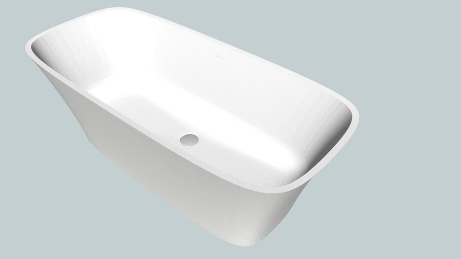 Waters Baths - Haze Freestanding Bath - 1700mm
