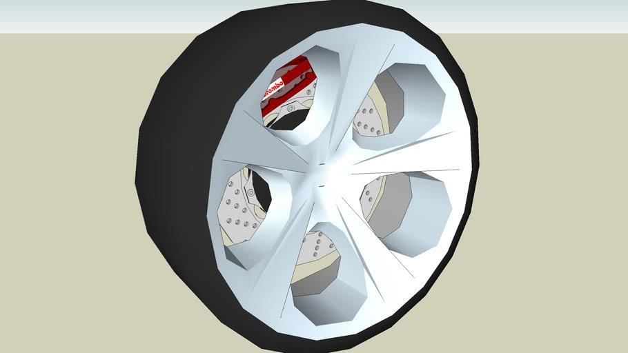 Asanti Tuner Wheel