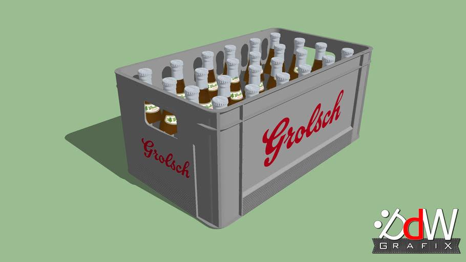 Grolsch Bierkrat