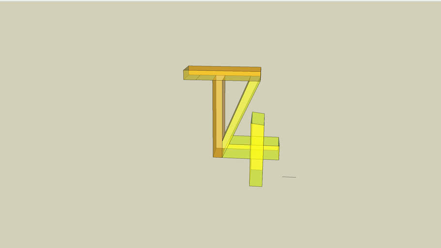 T4 TV SIGN