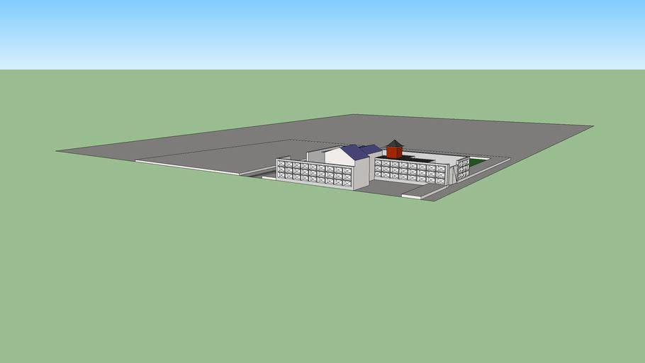 Здание производственной фирмы завода-изготовителя