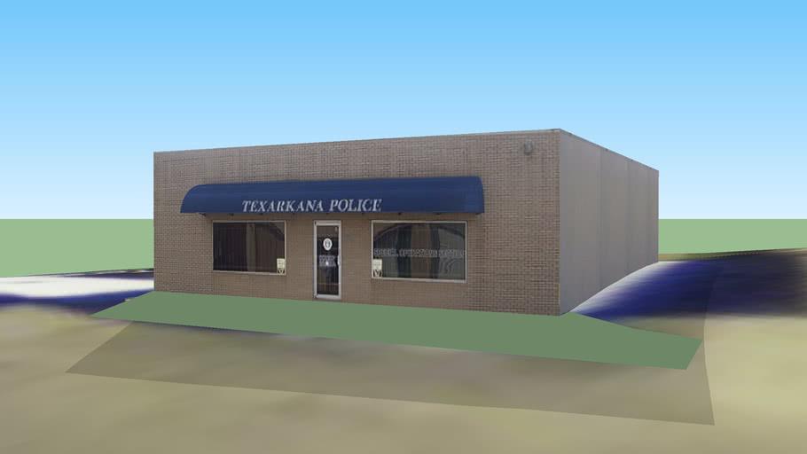 Texarkana Police Special Unit Office