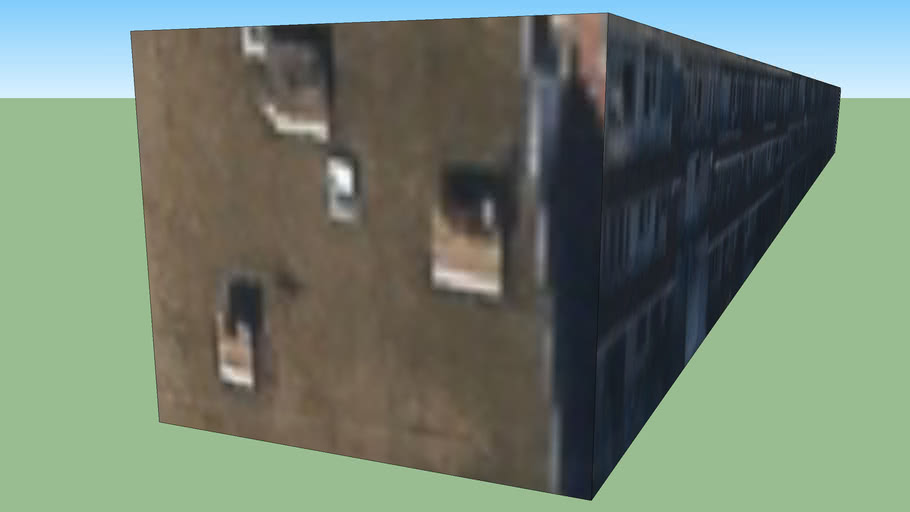 Gebouw in 2546 SP Den Haag, Nederland