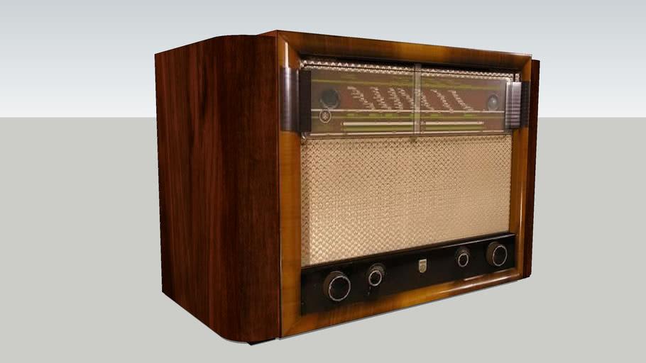 Philips radio 1950ies