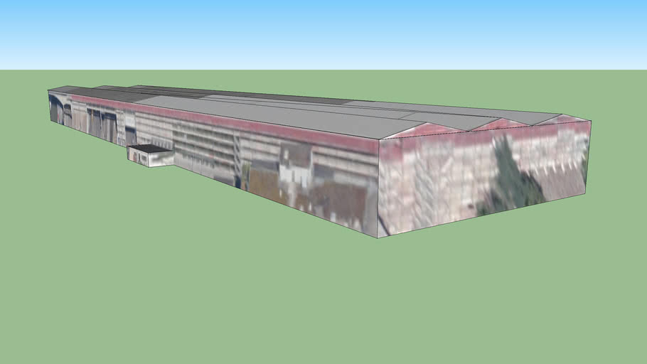 Rhenus Basel - Terminal 1