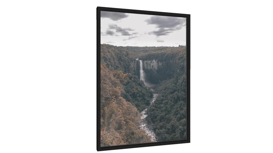 Quadro Salto São João - Galeria9, por Daniel Lima