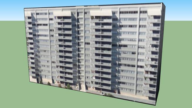 Building in São Francisco, CA, EUA