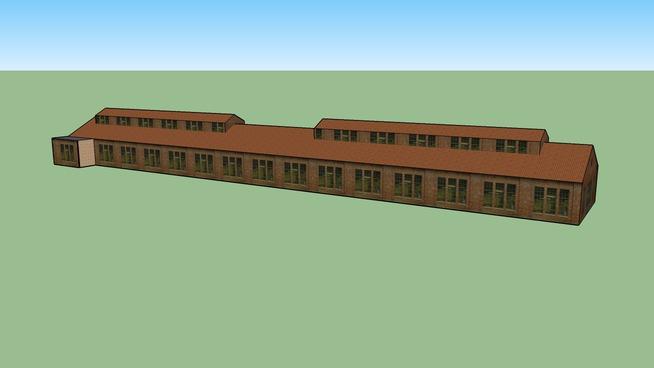 Engineering Shops Building