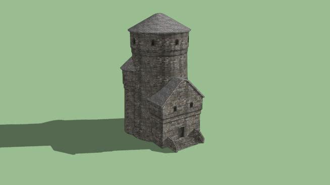 Tower Keep II