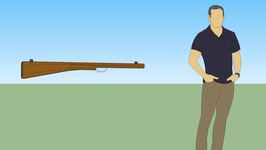 World war one Rifle