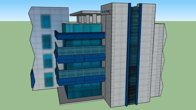 The Incheon Free Economic Zone Songdo Area - Building92