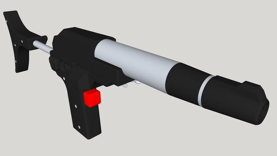 Supertrooper/Pre-Pro #1 Sling Gun