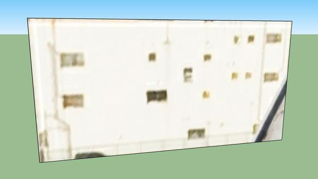 Building in 下呉服町, Hakata Ward, Fukuoka City, Fukuoka Prefecture, Japan