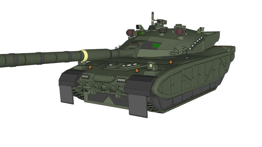 Т-130/Танк