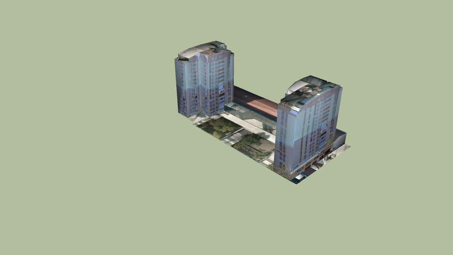 Torre residenciales de santamaria de benquerencia