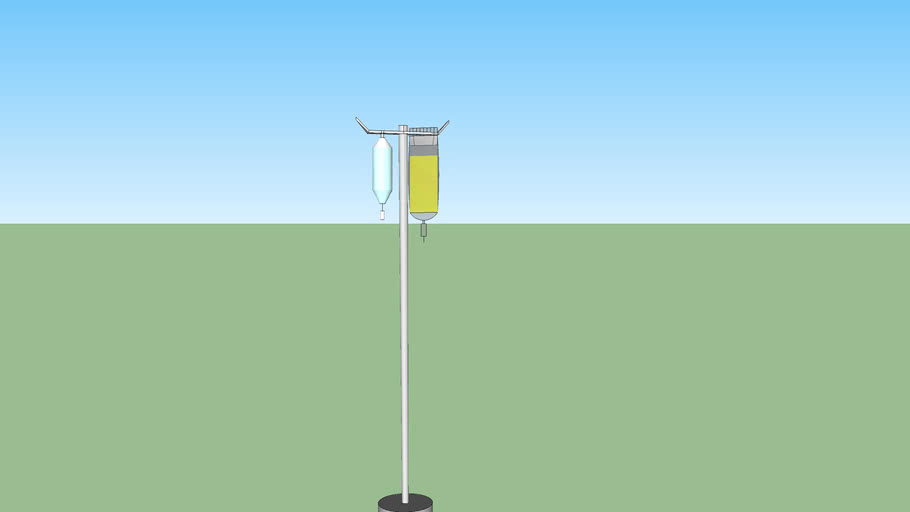 IV Drip Pole