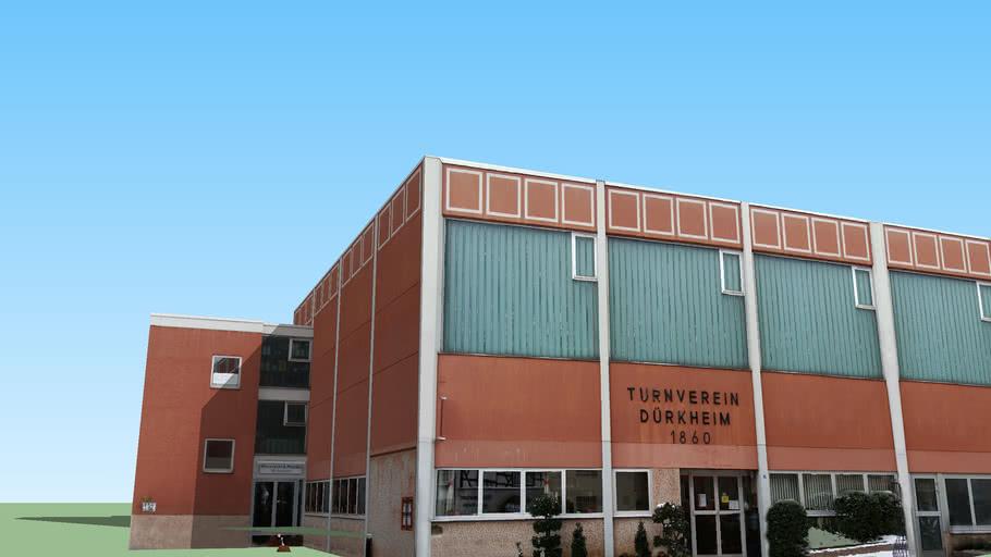 Turnhalle TV Dürkheim 1860