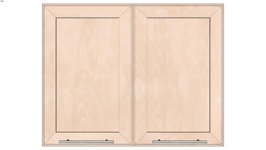 Wall Double Door 24Hx15D