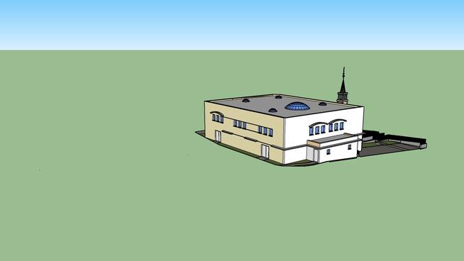 Mosquée Du Mont