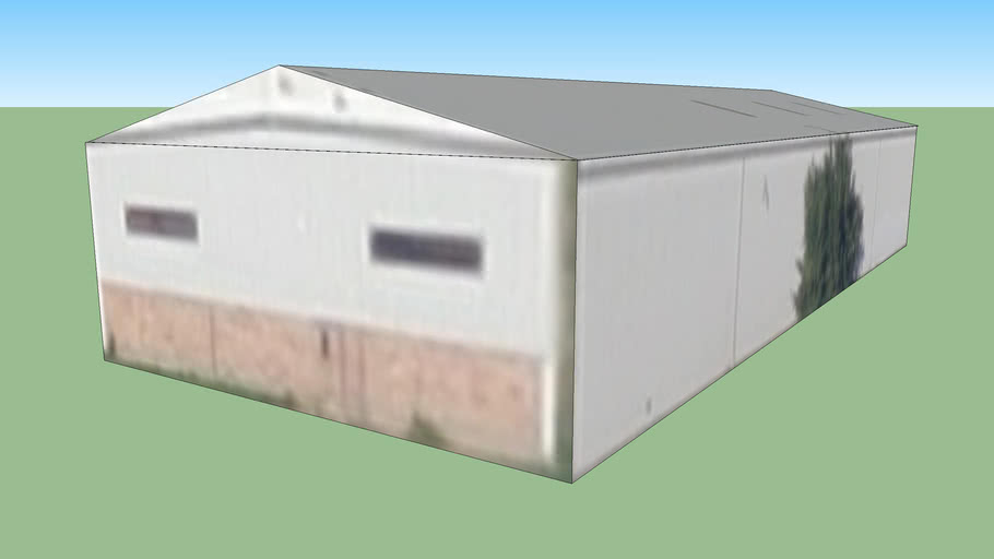 Storage Building in Davenport, IA, USA