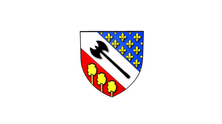 blason de la ville de Franconville