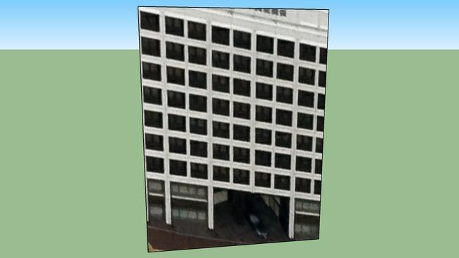 Building in 〒810-8707