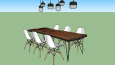 Live Edge Wood Tables