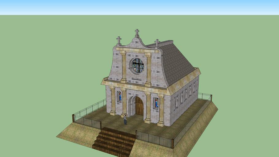 Small Carribean Church