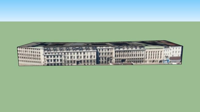 Edificio en 1050, Bélgica