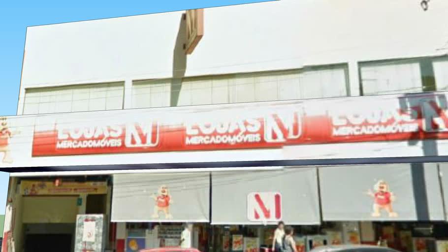 Lojas MM (Mercado Móveis)