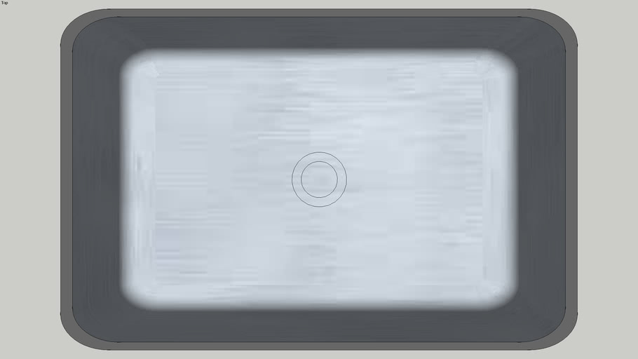 Undermount Sink bowl 18x28