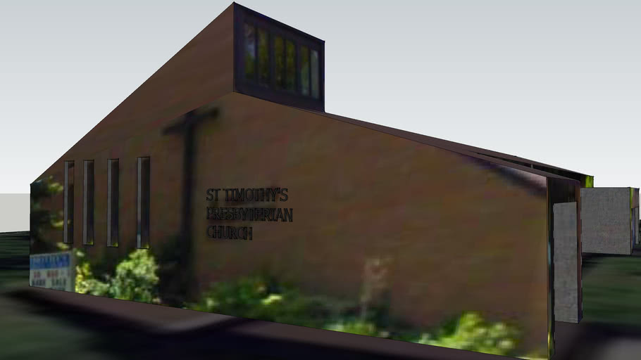St.Timothy's Presbyterian Church, Ajax ON