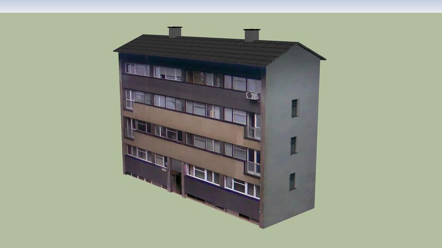 Residential building in Sisak centre