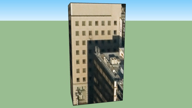 Building in 〒150-8360